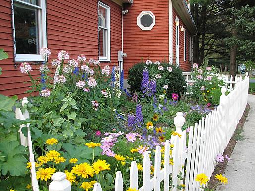 cottage garden - Cottage Garden
