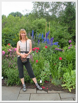 Amanda Shenstone from Graceful Gardens